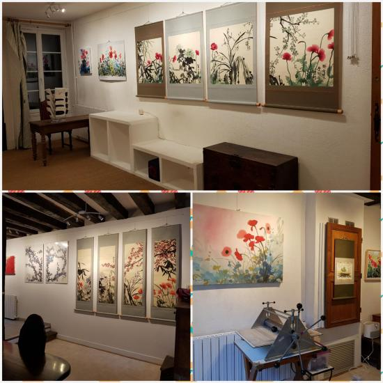 Atelier galerie choe Nevers